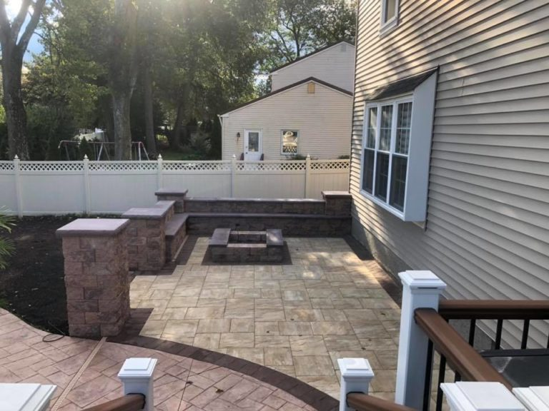 patios and outdoor living construction
