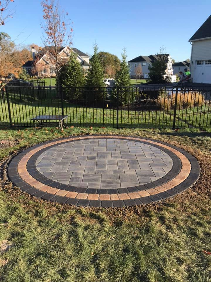 Hardscaping design and install