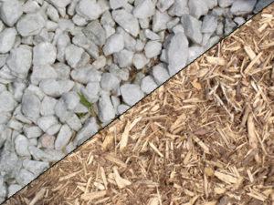 Kinds of mulch